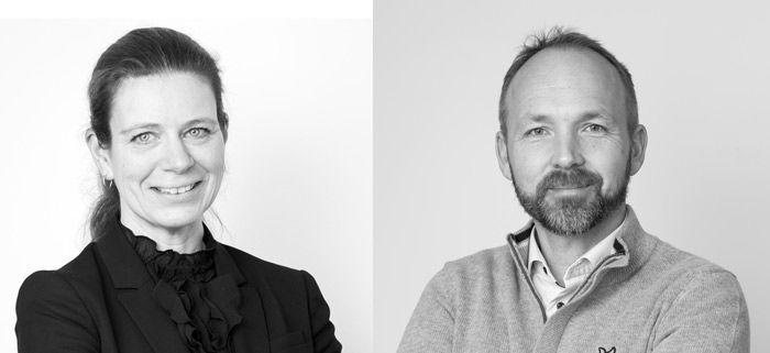 Zebware, Marie och Thom under radar security 2020